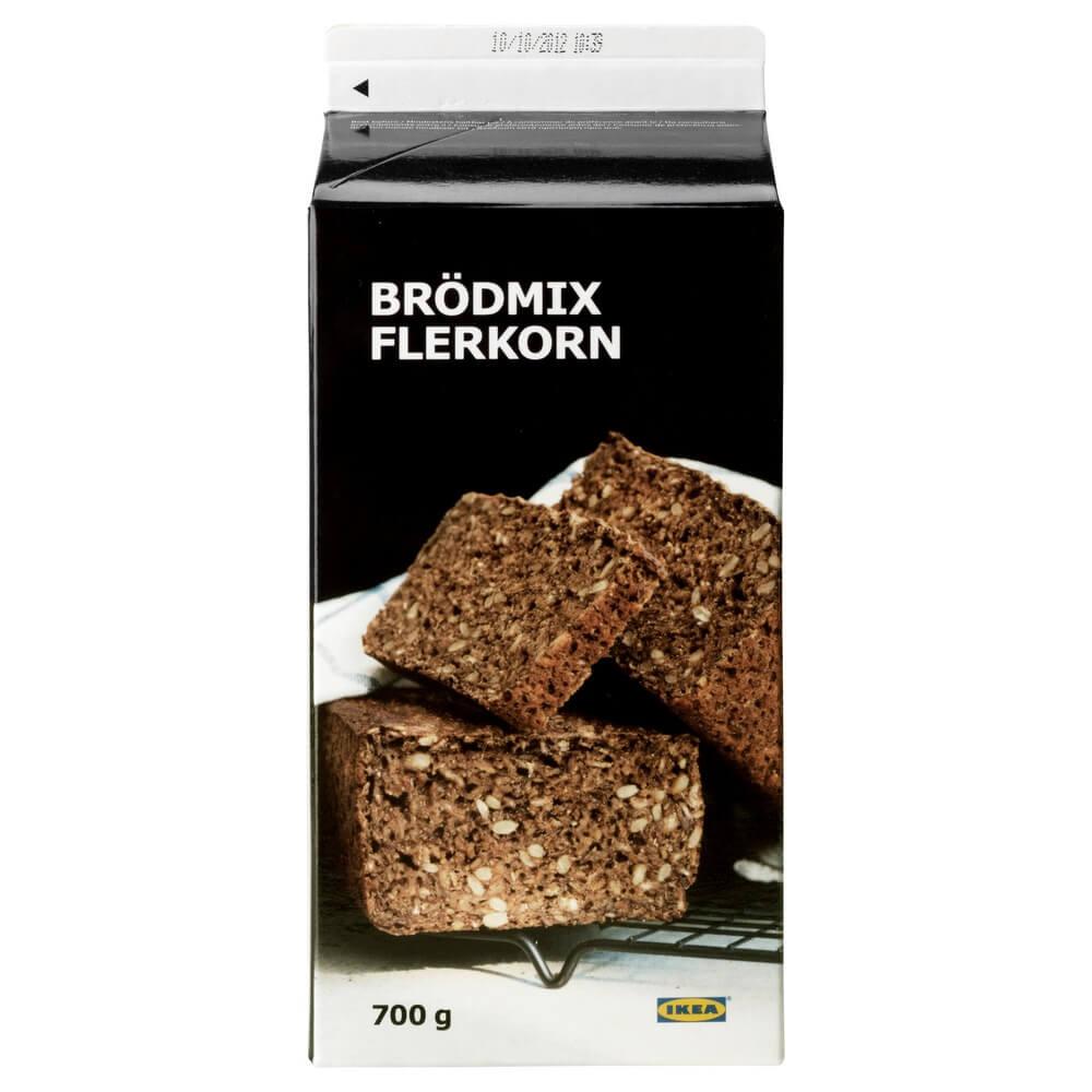 Смесь для выпечки хлеба BRODMIX FLERKORN