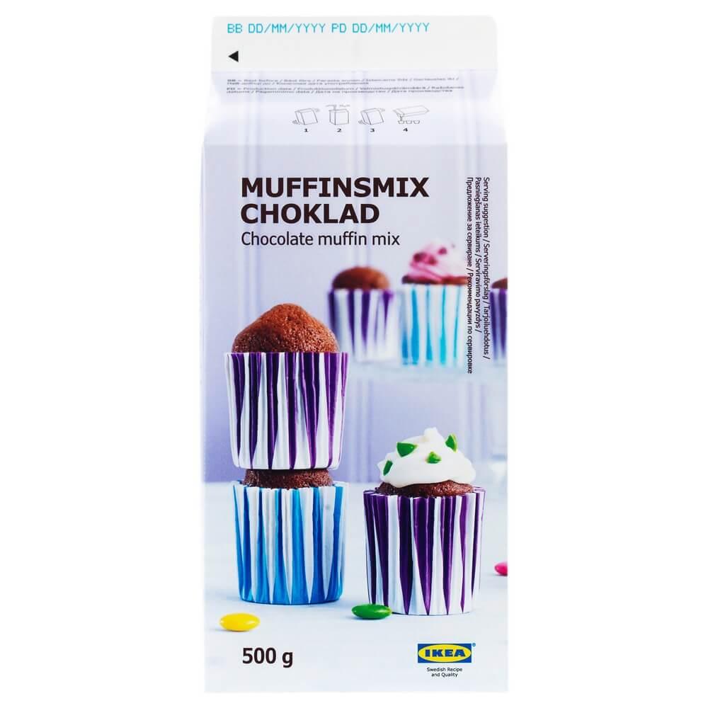 Смесь для маффинов с шоколадом MUFFINSMIX CHOKLAD