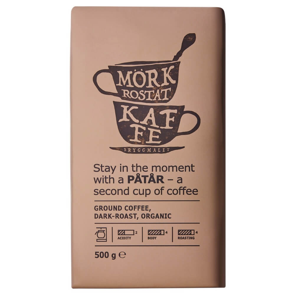 Кофе молотый (сильной обжарки) PATAR