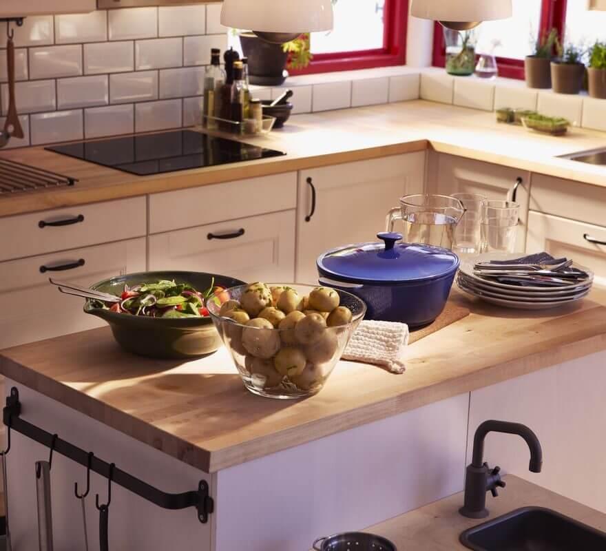 интернет журнал о кухнях от Ikea кухня от икеа