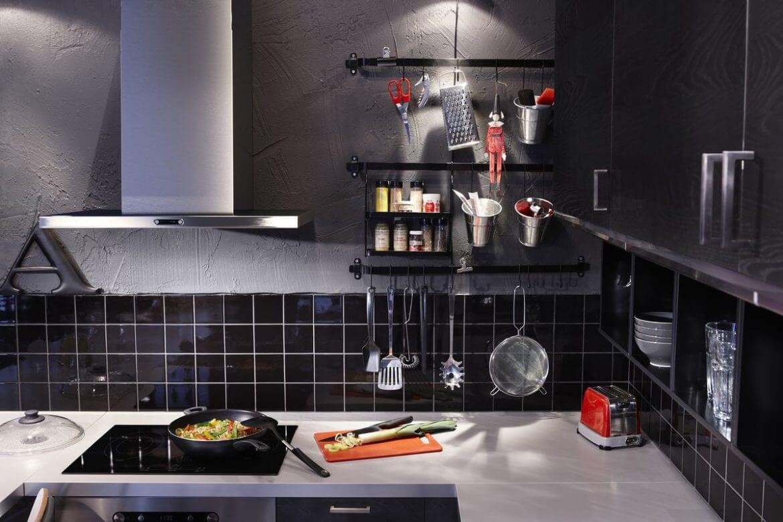 Простой способ увеличить кухонные шкафы