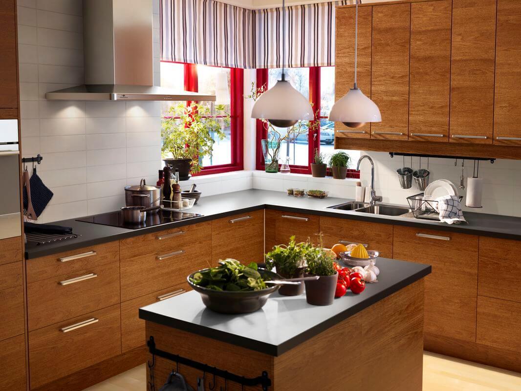 Может ли кухонная мебель обеспечить эргономику рабочего места