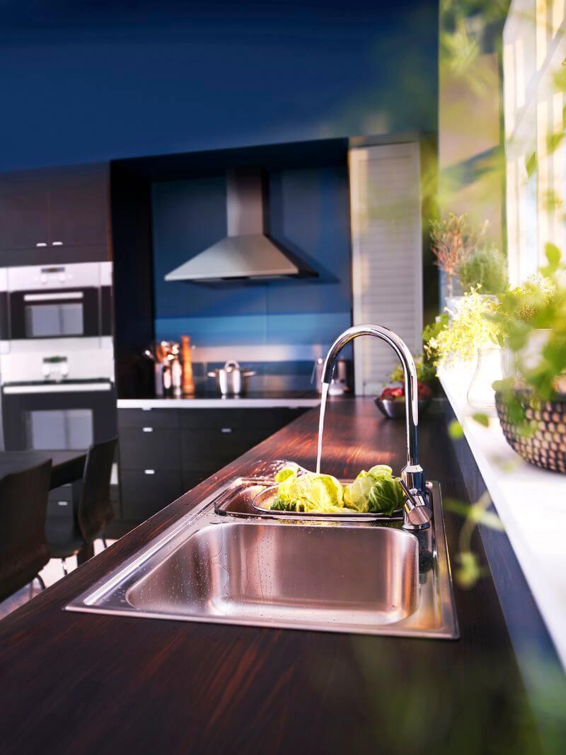 Кухонные столешницы для нестандартных решений