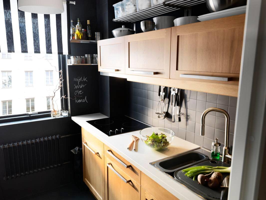 Кухонные мойки, которых не видно