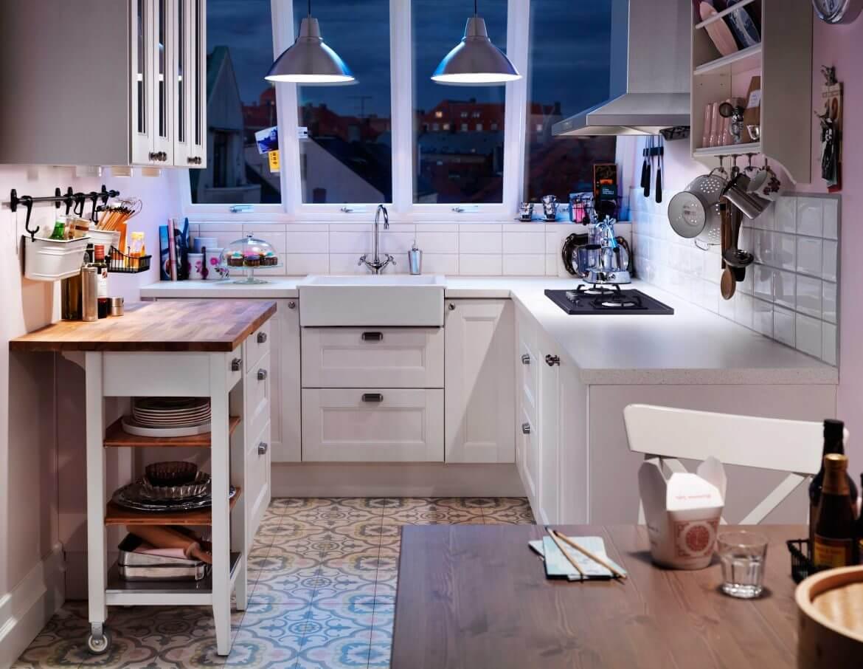 Как мгновенно увеличить кухонные столешницы