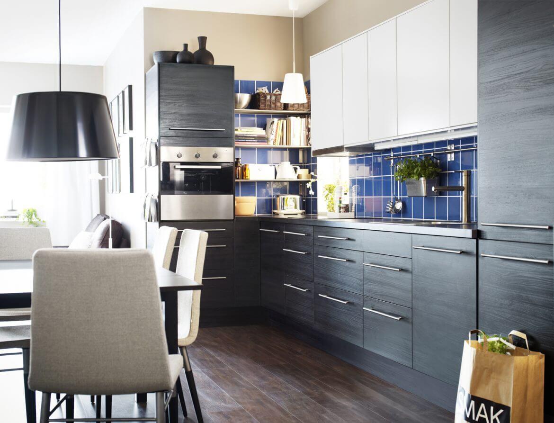 Как обновить кухонные гарнитуры за один день