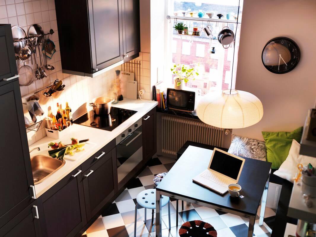 Мебель для кухни любых форм и размеров