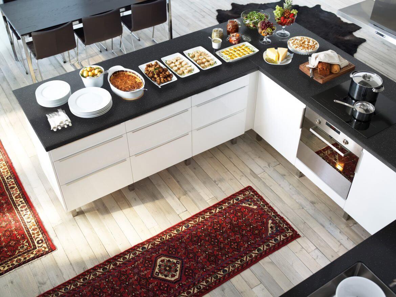 Модульные кухни: фактор творчества