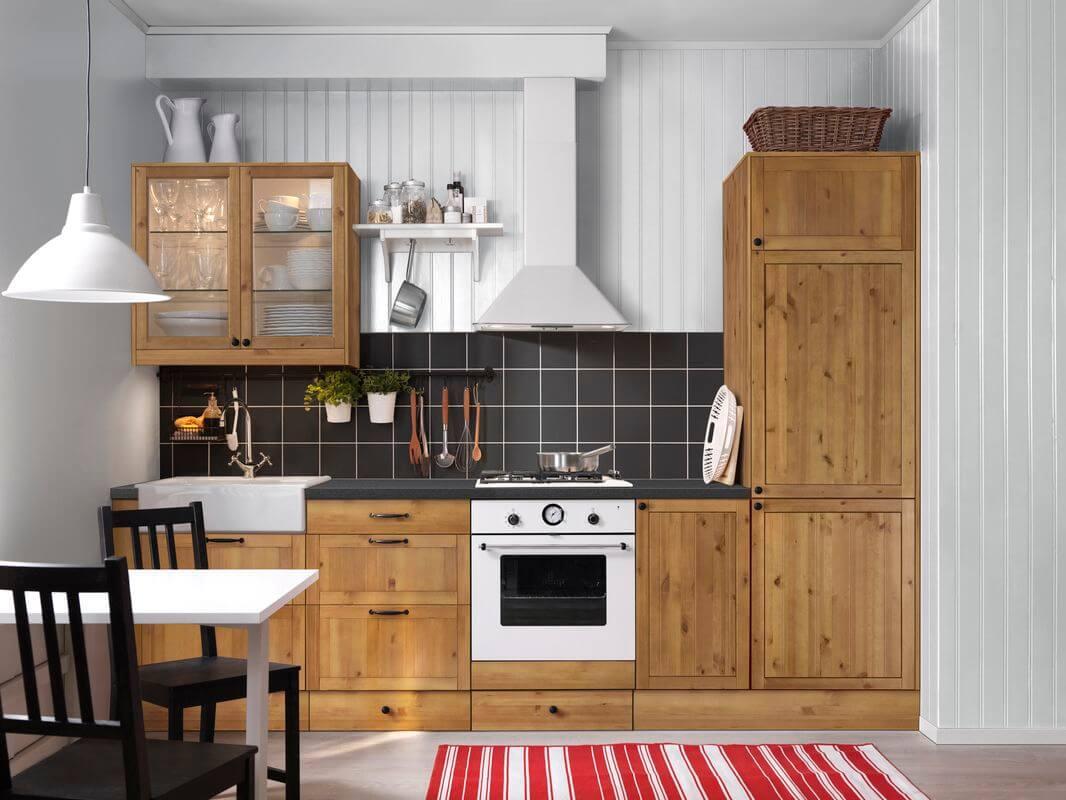 Шведские традиции дизайна кухни
