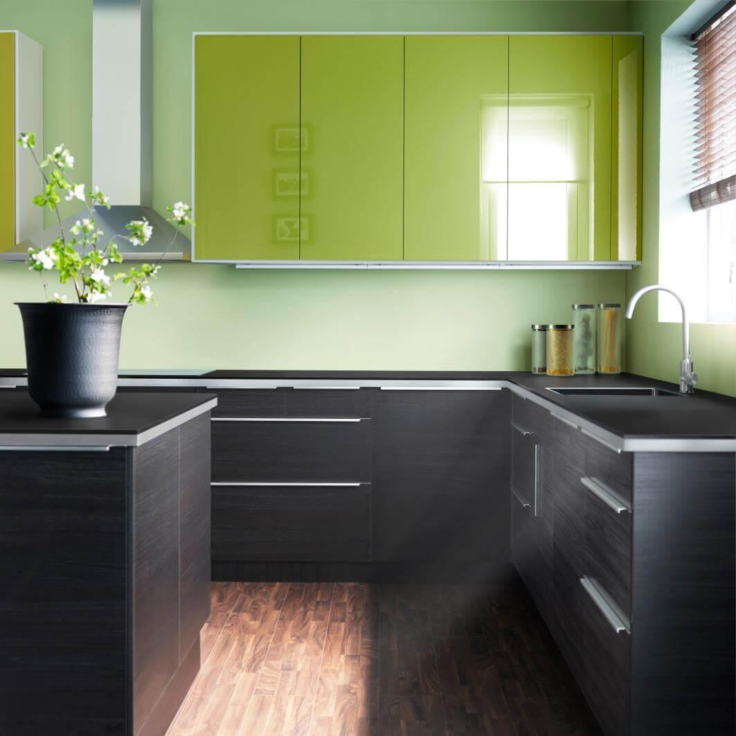 Свежие пастели для кухни