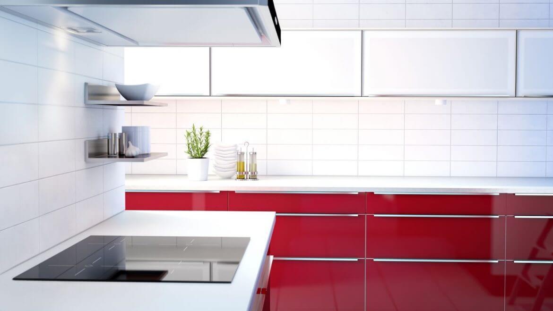Мебель АБСТРАКТ для кухни