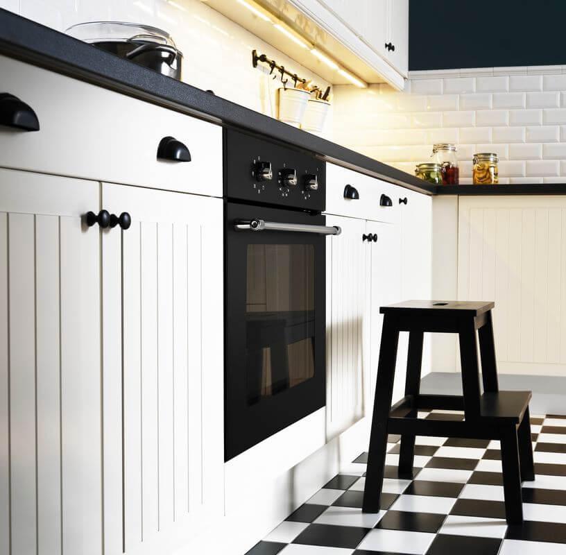 Кухонная мебель на детский взгляд