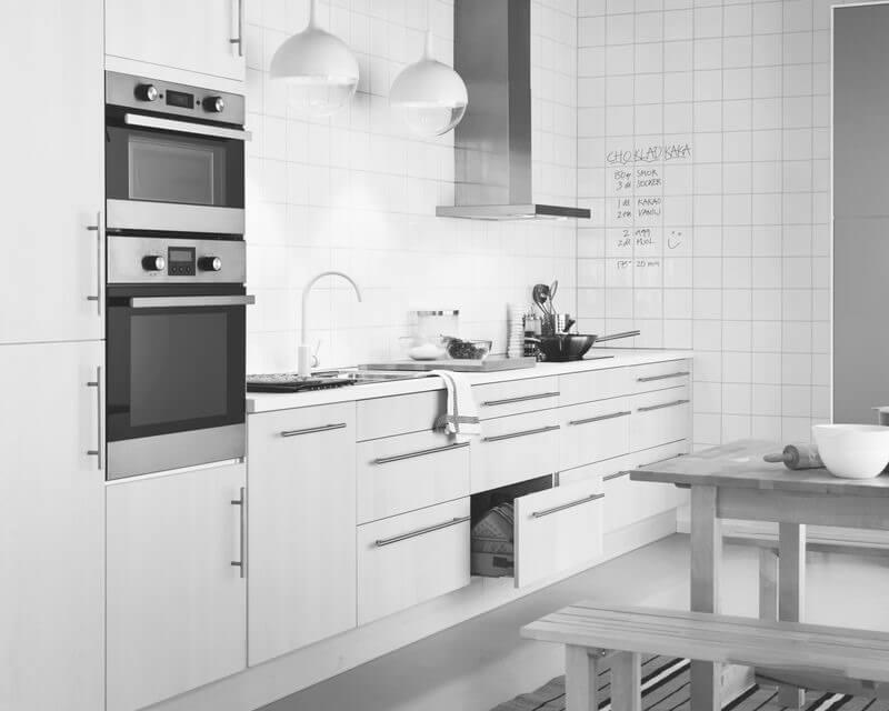 Недорогие кухни стилю не помеха