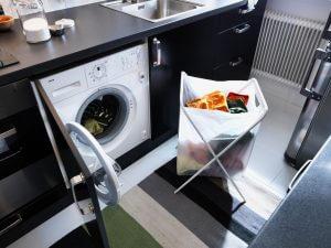 Стиральные машины, которые не портят дизайн кухни