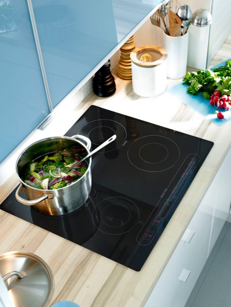 Выбор посуды для индукционной варочной панели