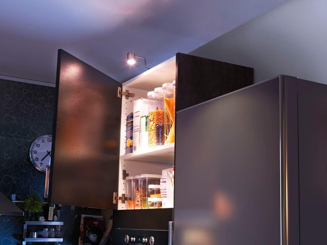 Светлая сторона кухни