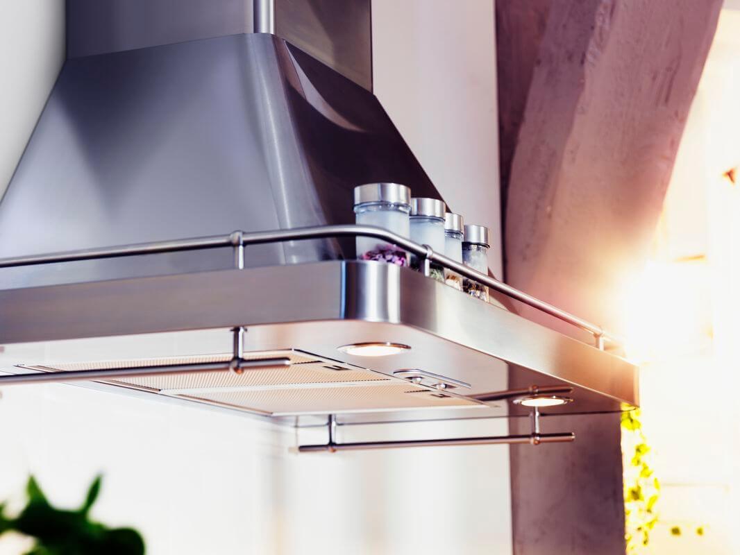 Вытяжные колпаки для вашей кухни