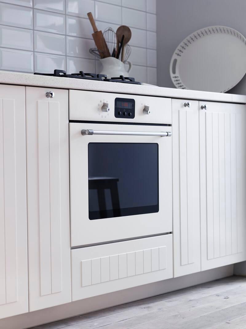 Белый – не скучно! Дизайн кухни своими руками