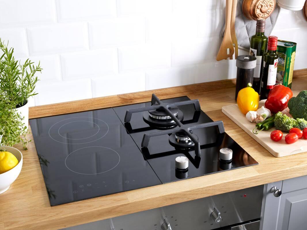Универсальная кухня: подбираем плиту