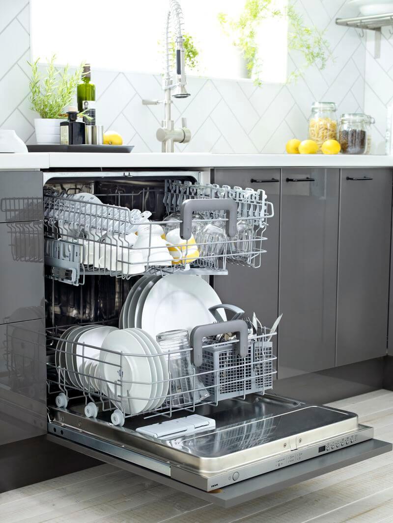 Функциональный дизайн кухни с ИКЕА