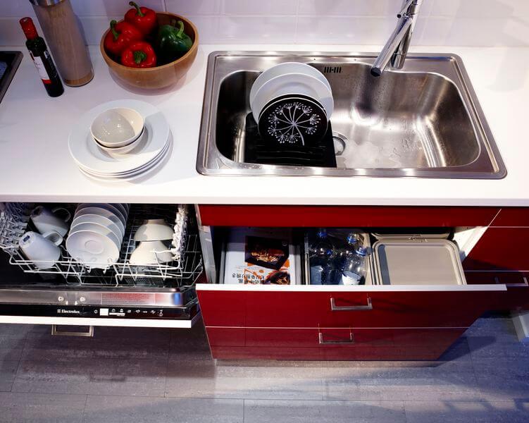 Модульные кухни: когда все под рукой
