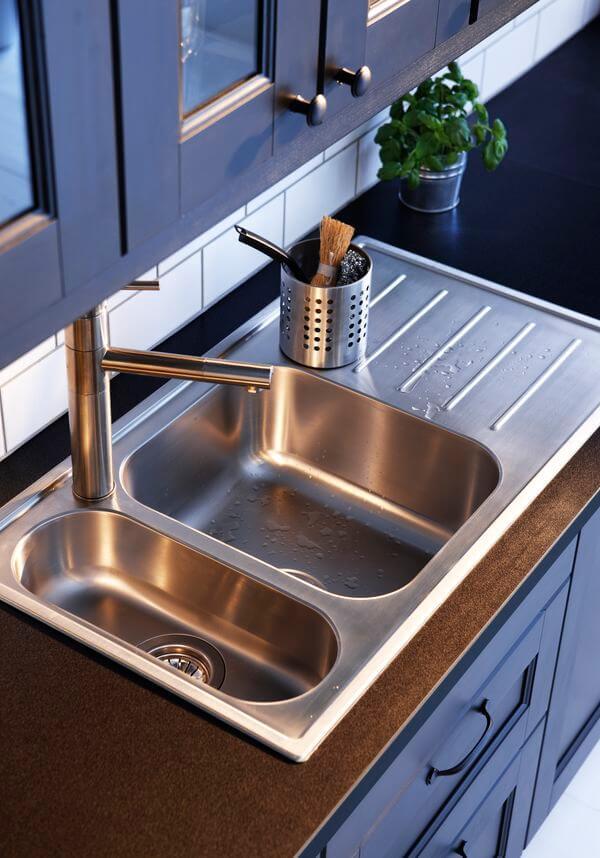 Кухонные мойки для летающих домохозяек