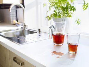 Кухонные столешницы ИКЕА — тестируйте всей семьей!
