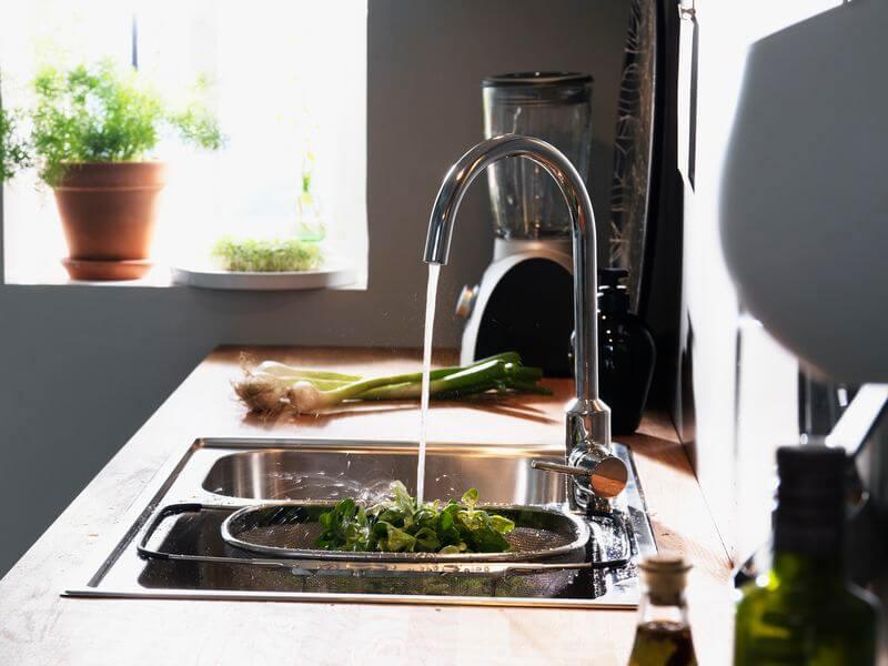 Кухонные мойки и компания