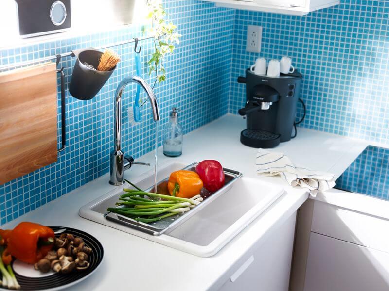 Что заменит кухонные шкафы?