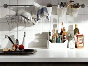 У кухни — свой порядок