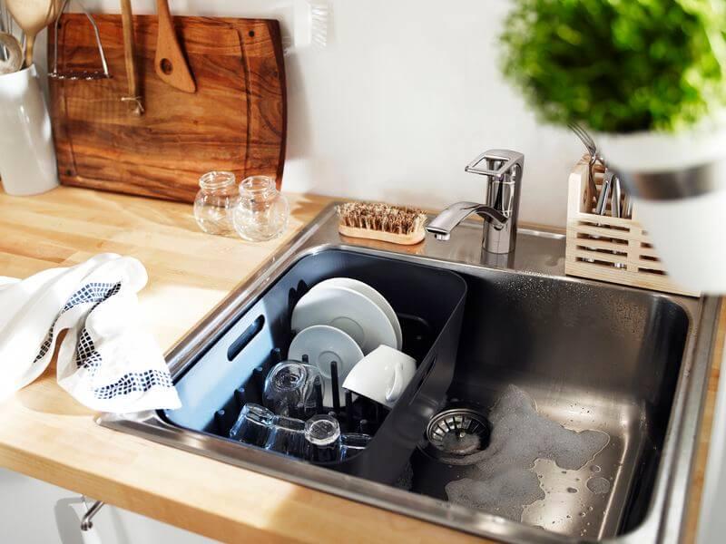 Как выйти сухим из воды: аксессуары на кухне