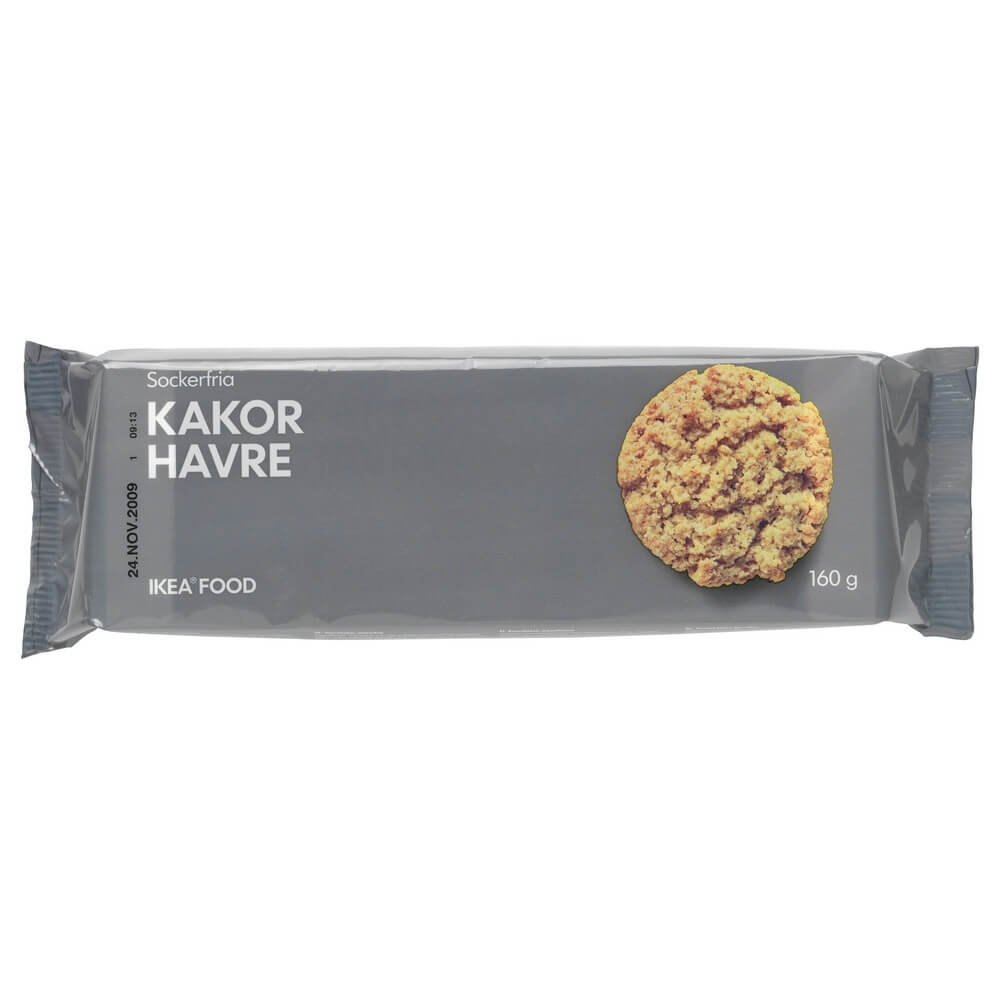 Овсяное печенье KAKOR HAVRE