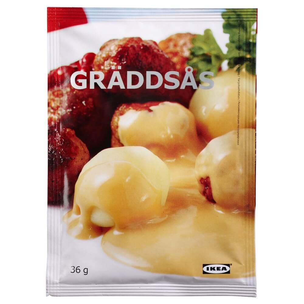 Сливочный соус GRADDSES