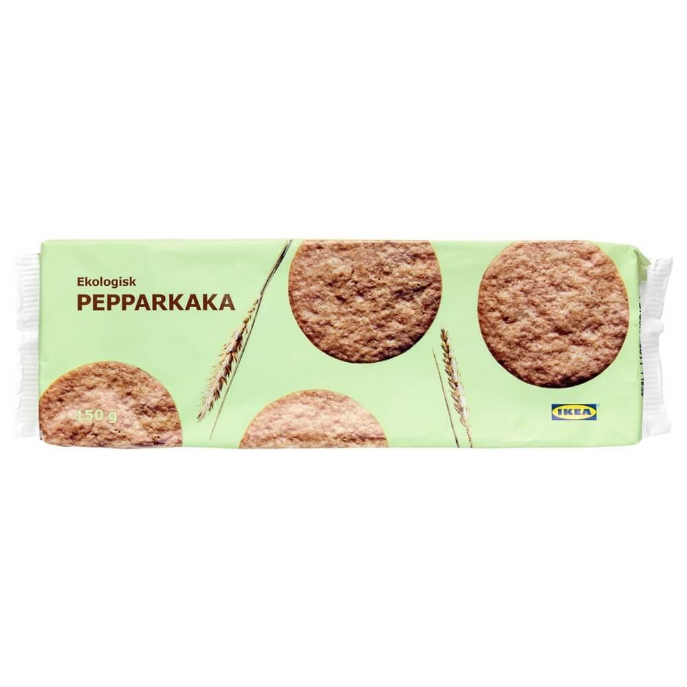 Печенье имбирное натуральное PEPPARKAKA