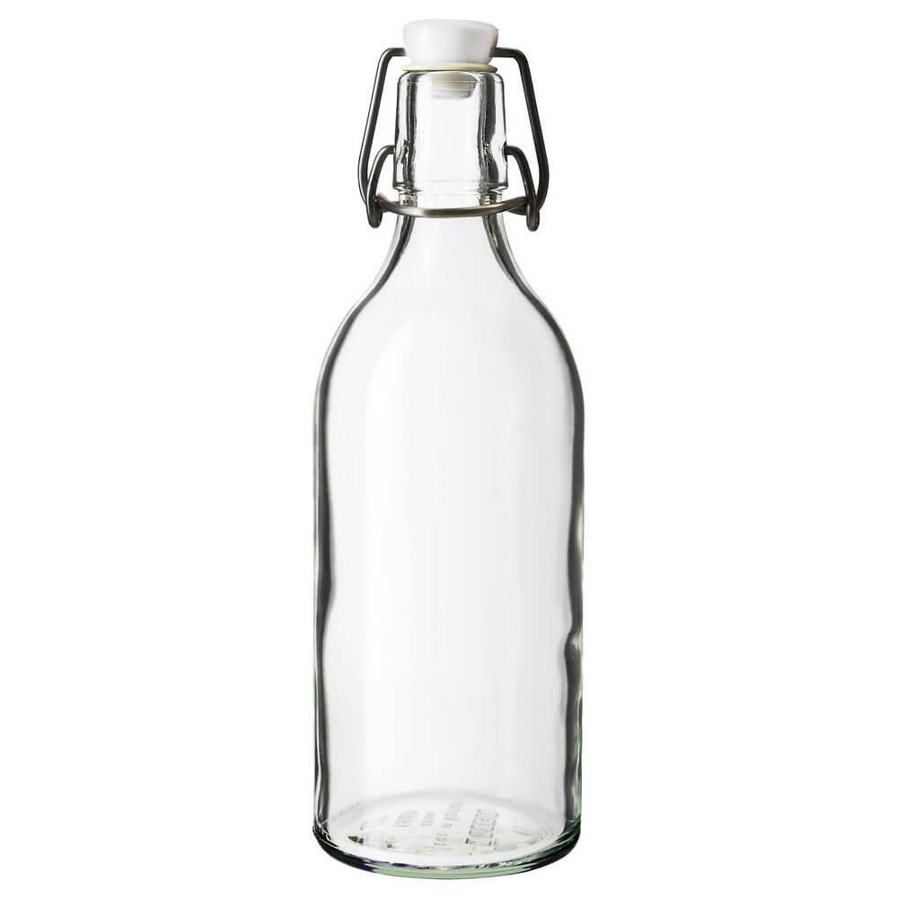 Бутылка с пробкой КОРКЕН