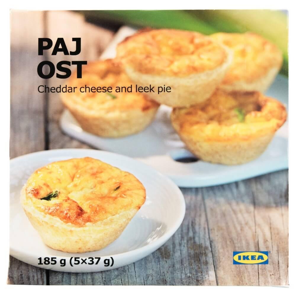 Пироги с сыром и луком PAJ OST