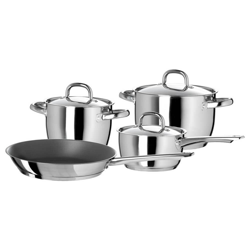 Набор кухонной посуды (4 предмета) ОУМБЕРЛИГ