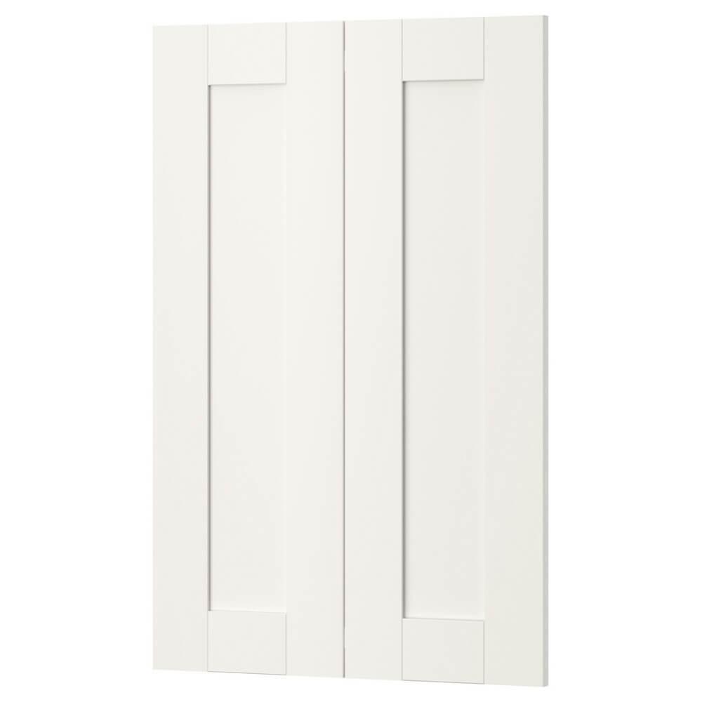 Дверца для напольного углового шкафа (2 штуки) СЭВЕДАЛЬ