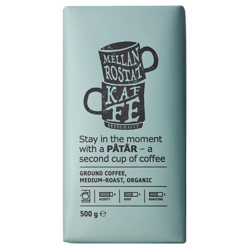 Кофе молотый (средней обжарки) PATAR