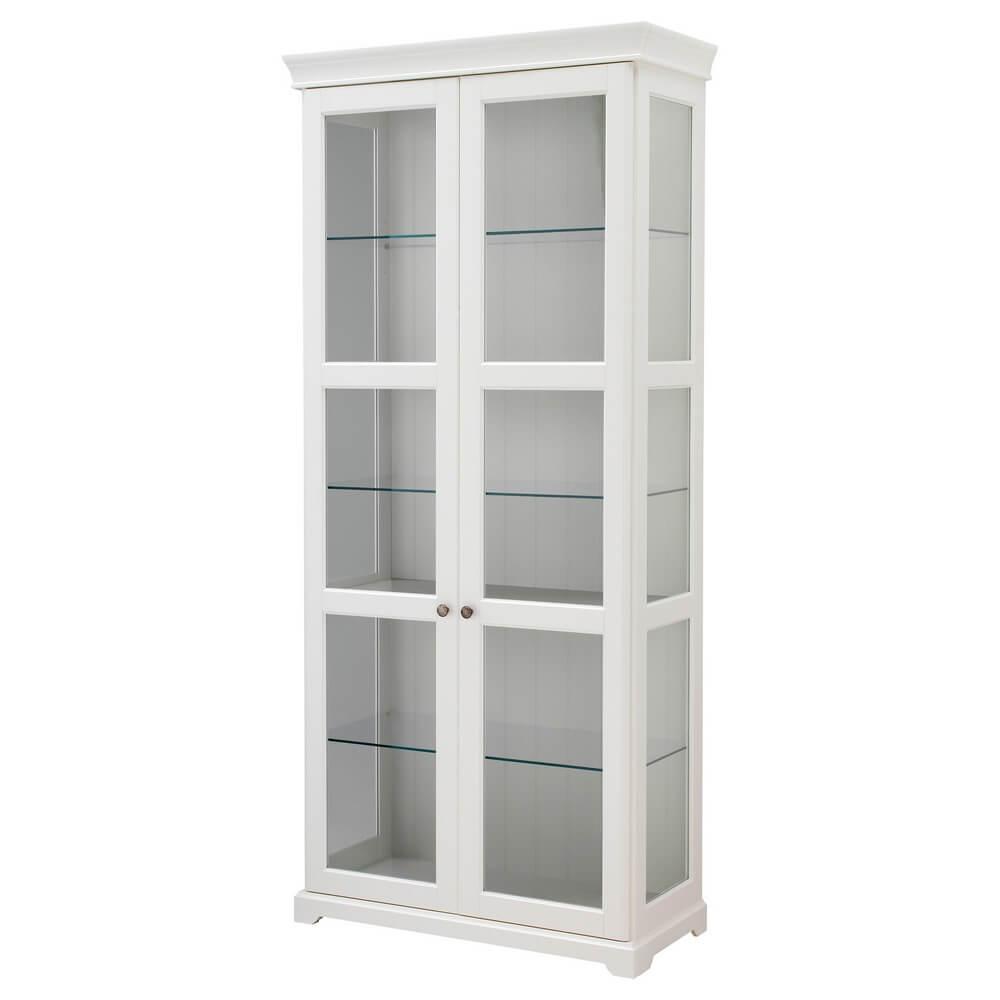 Шкаф-витрина ЛИАТОРП