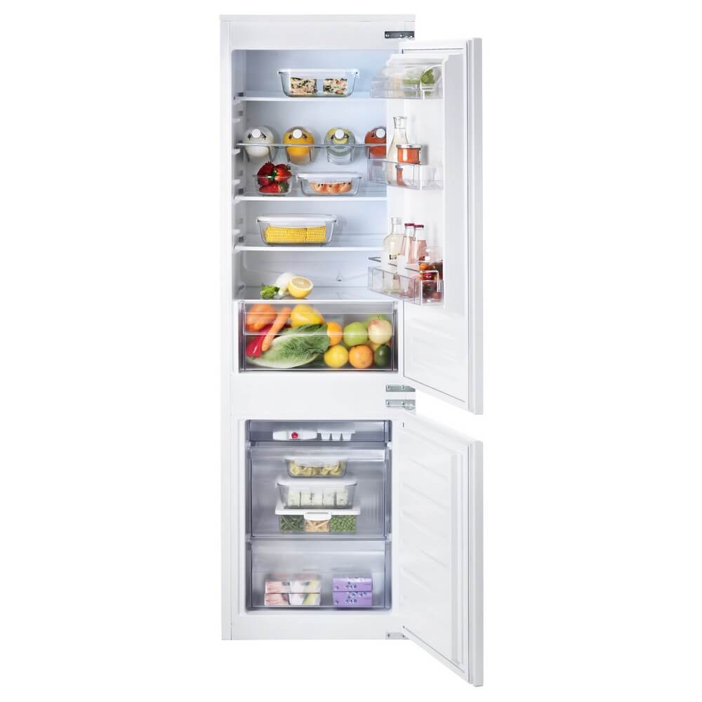 Встраиваемый холодильник и морозильник (класс А+) ЭФФЕКТФУЛЛ