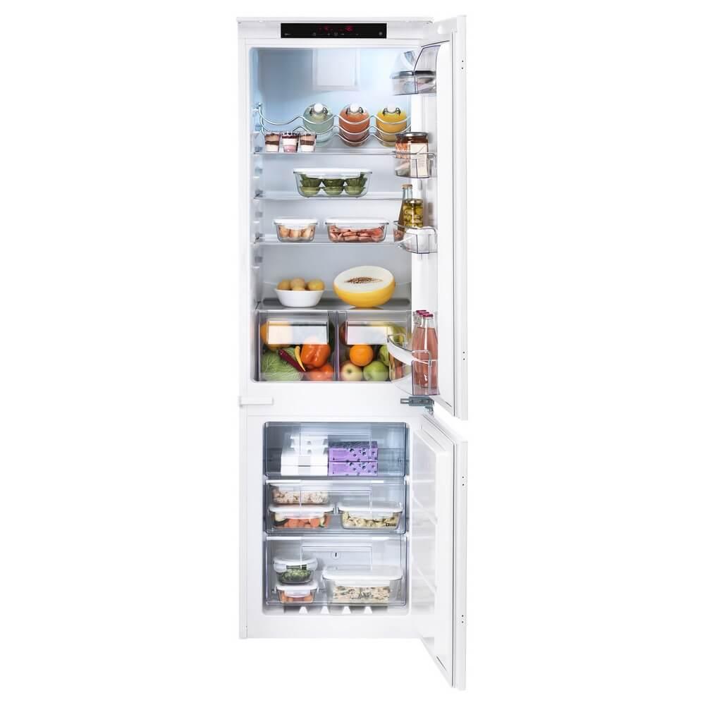 Встраиваемый холодильник и морозильник (класс А++) ИСАНДЕ