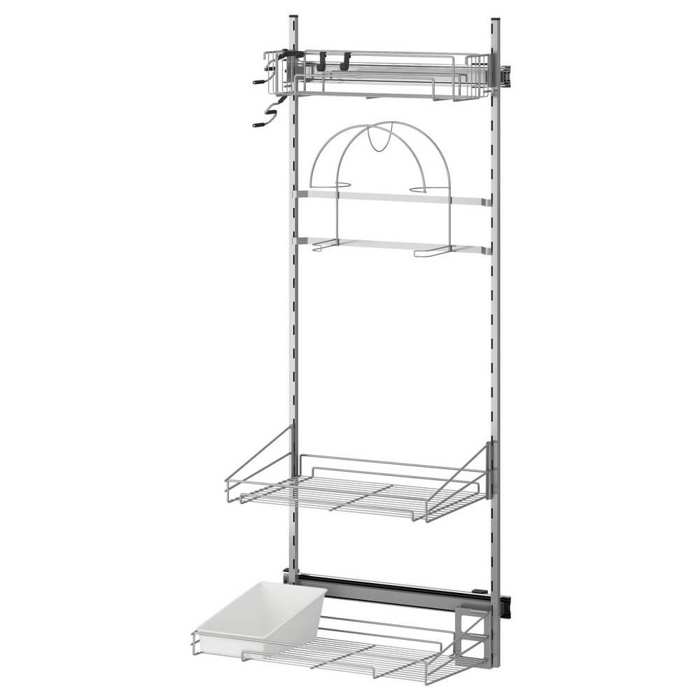 Модуль для хранения аксессуаров для уборки УТРУСТА