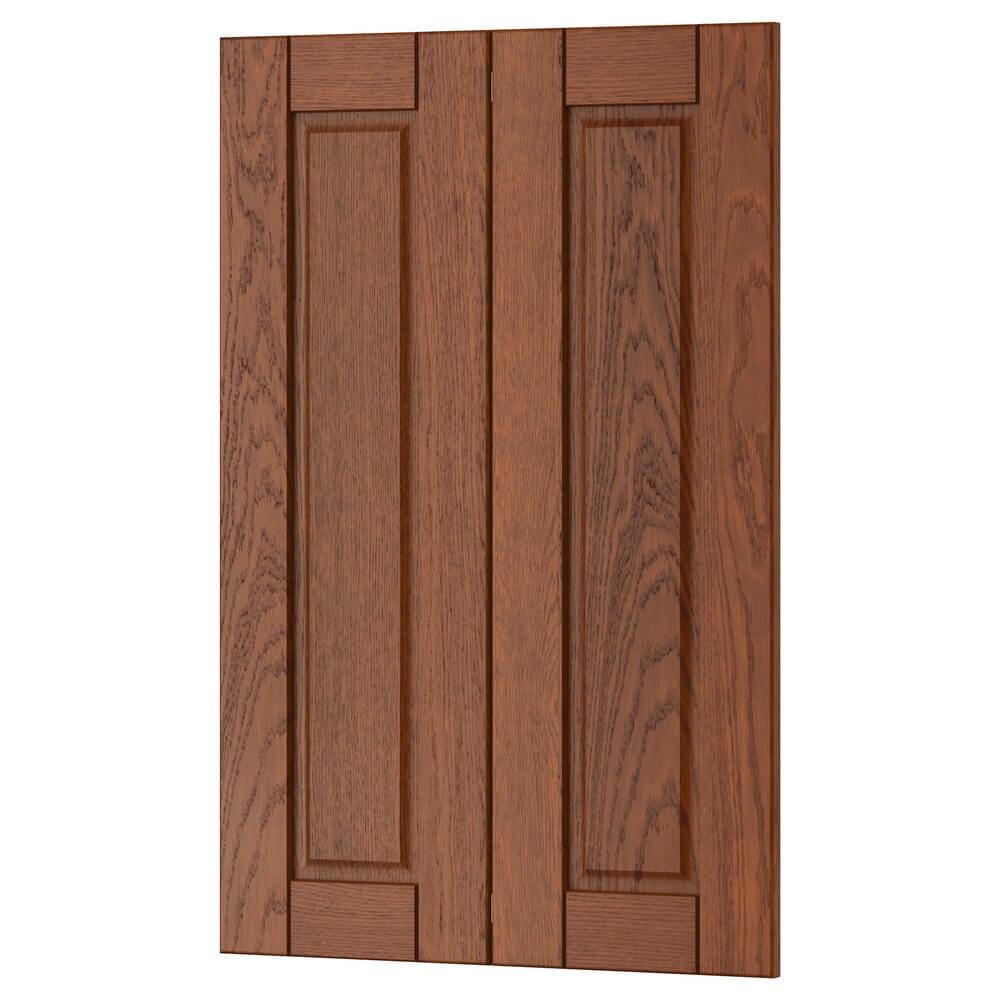 Дверца для напольного углового шкафа (2 штуки) ФИЛИПСТАД