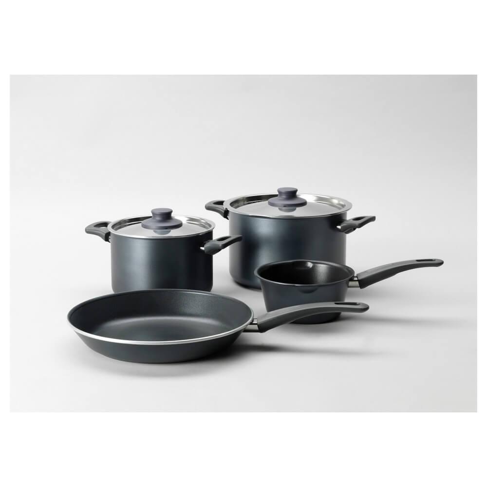 Набор кухонной посуды (6 предметов) ШЭНКА