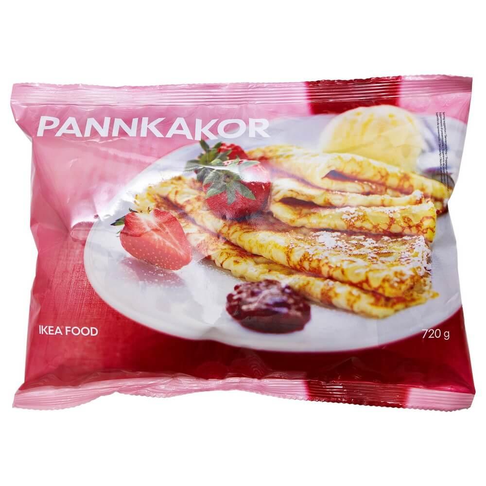 Замороженные блины PANNKAKOR