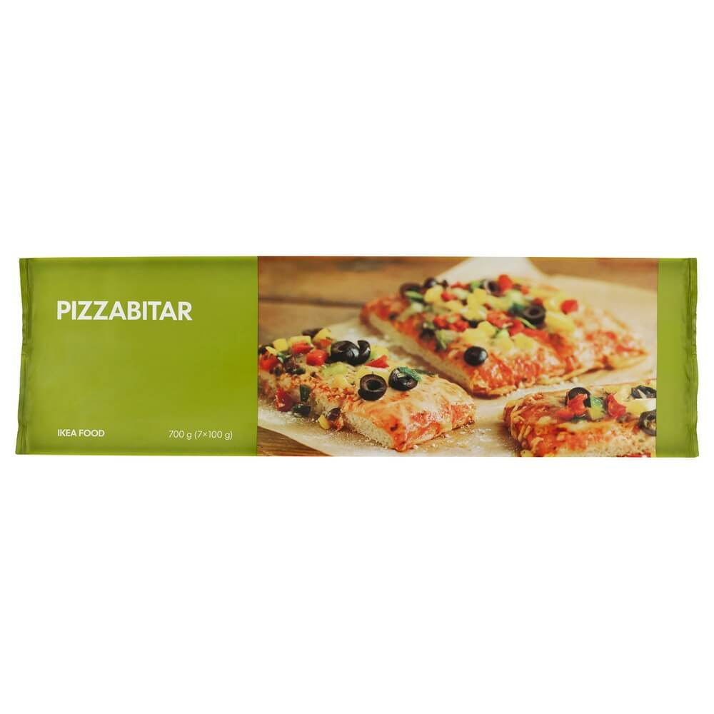 Замороженная вегетарианская пицца PIZZABITAR