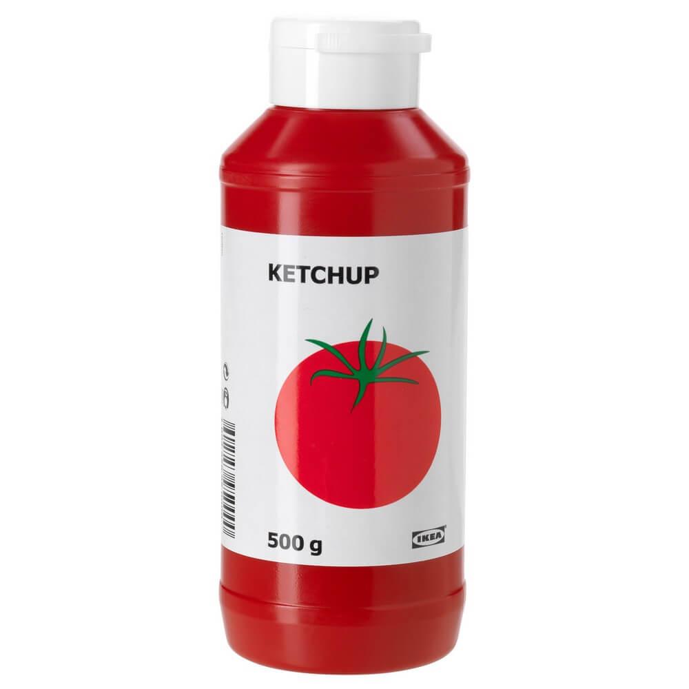 Томатный кетчуп KETCHUP