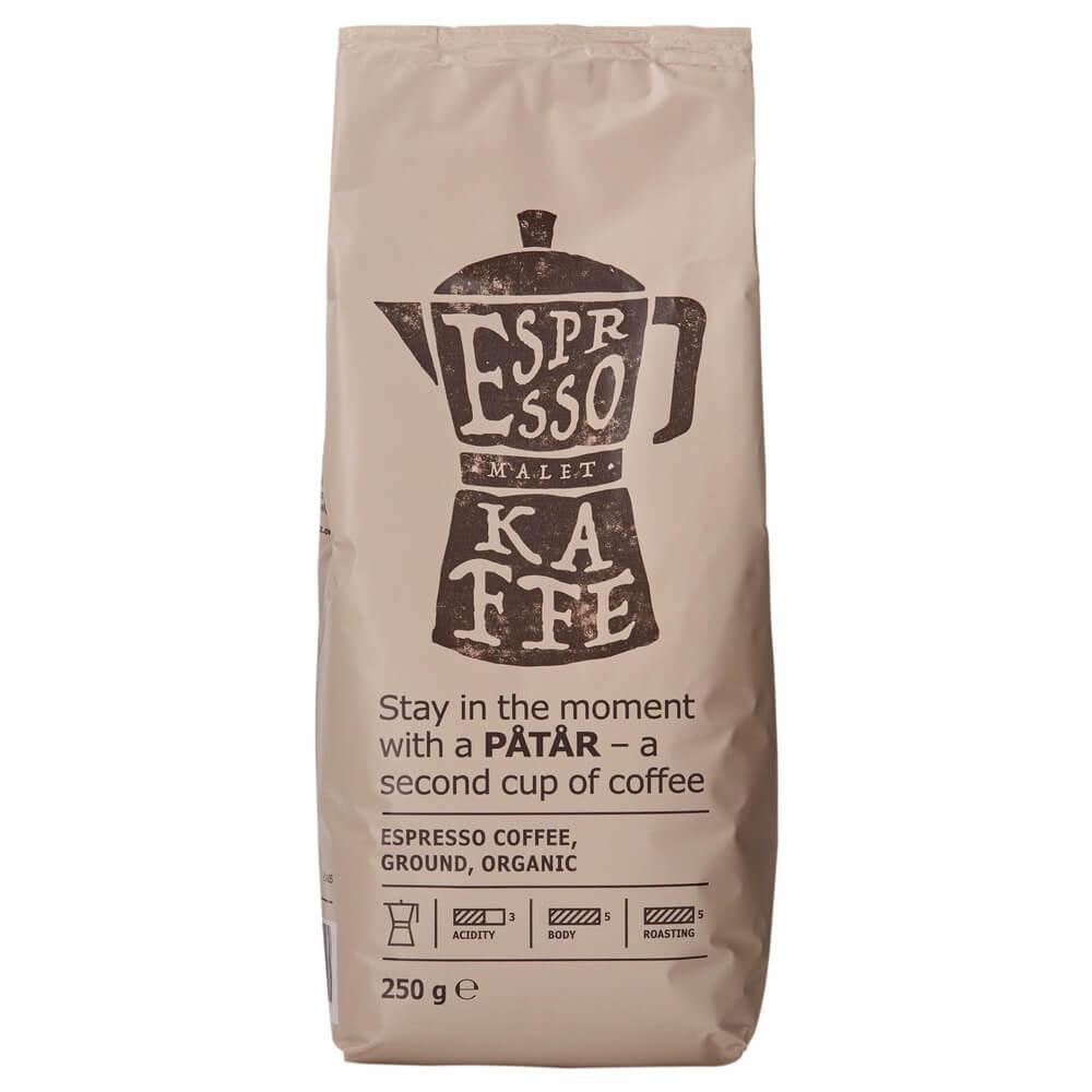 Кофе эспрессо PATAR