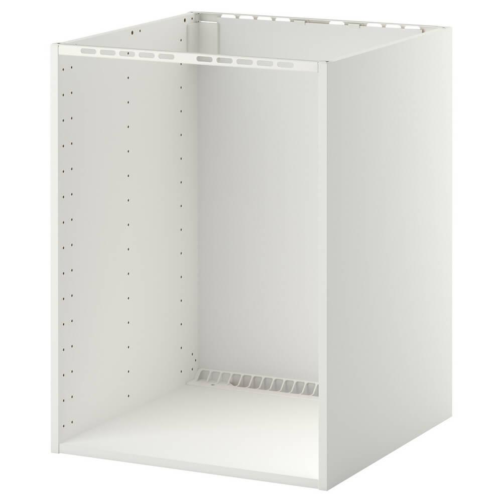 Напольный шкаф для встраиваемой духовки и мойки МЕТОД